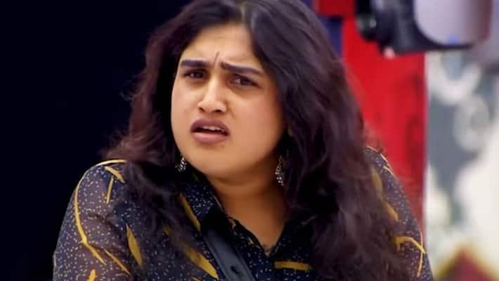 Vanitha Vijayakumar was shocked at her elimination