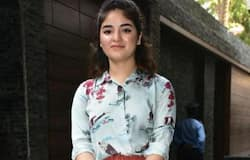 Zaira wasim will not be part of her last film promotion team
