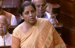 Finance minister Nirmala sitharaman presented economic survey before tomorrow budget