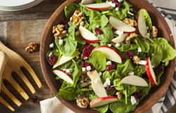 <p><br /> Salad dressings: So, you think that eating salads is you healthy? Think again. The dressings that go with your salad are chockfull of calories.</p>
