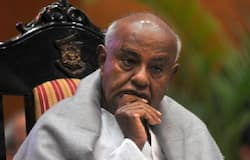 former pm Hd Devegowda alleged to siddaramaiah to unstable Kumaraswamy