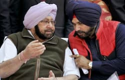 Sidhu not took over the charge of energy department; captain gave ultimatum to congress leadership