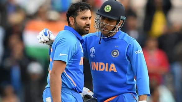 MS Dhoni and Rohit Sharma needs IPL tittle before their new position