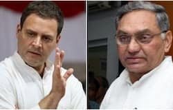 Janardan dwivedi raised question on coordination committee after rahul resignation in congress
