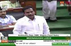 r.raja told tn and central govts are impotent