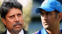 Kapil Dev told Mahendra singh Dhoni that there is no time to retirement now