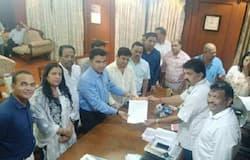 Goa congress mlas join  bjp