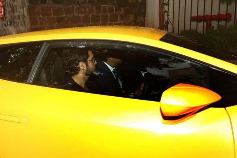 Bollywood star emraan hashmi buys new Lamborghini huracan car