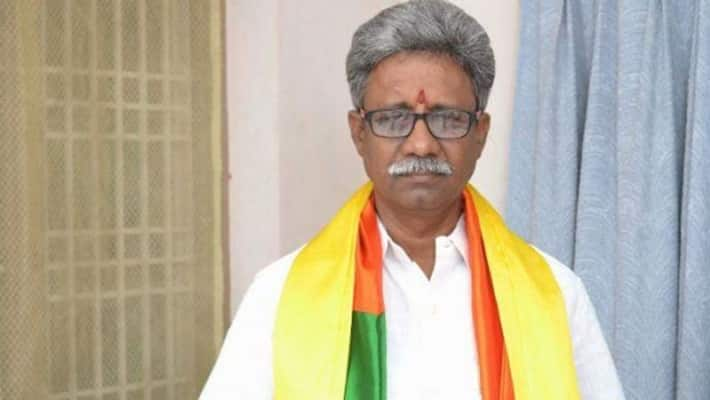 Manikyal Rao makes sensational comments on TDP