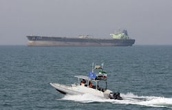 UAE oil tanker 'disappears' in Iranian waters