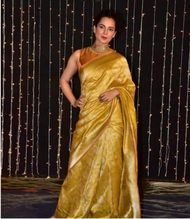 While all these women took to Twitter to share their pictures in sarees, Bollywood divas' fan clubs posted several images online on websites with the saree Twitter hashtag. Starting from Vidya Balan, who is seen at events often in a saree to Deepika Padukone who defines style in all dresses she dons.