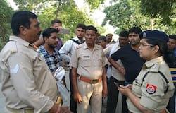 sambhal police attack
