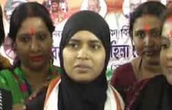muslim orthodox After nusrat jahan are targeting triple talaq victim ishrat jahan
