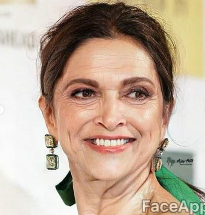 Deepika Padukone's fan club on Instagram couldn't resist themselves from experimenting FaceApp with their beloved actress' face. The original picture was taken from one of the actress' post on Instagram on World Environment day. Doesn't she look stunning?