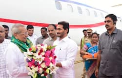 ys jagan with bb harichandan