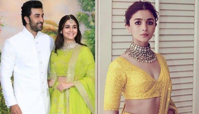 Alia Bhatt has ordered Sabyasachi lehenga for wedding to Ranbir Kapoor next year