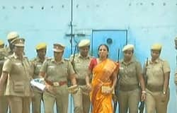 Nalini out from vellore jail by barole