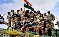 Nation today celebrating 20th vijay diwas, president, prime minister pay his tribute