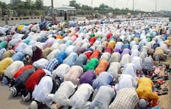 Aligarh district administration banned religious activities