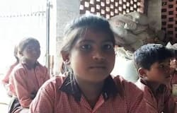 Government school building has become shabby in barabanki uttar pradesh