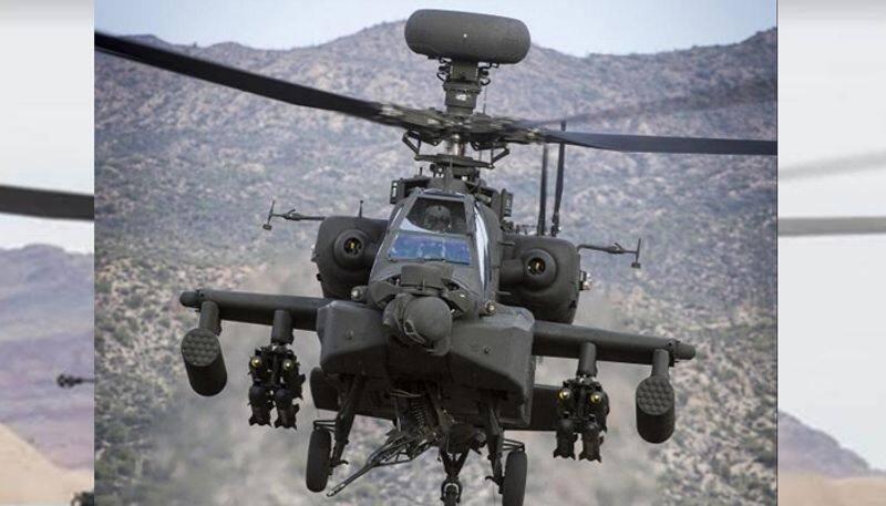 भारतीय वायुसेना में अपाचे पहला ऐसा हेलीकॉप्टर है जो मुख्य रूप से हमला करने का काम करेगा।
