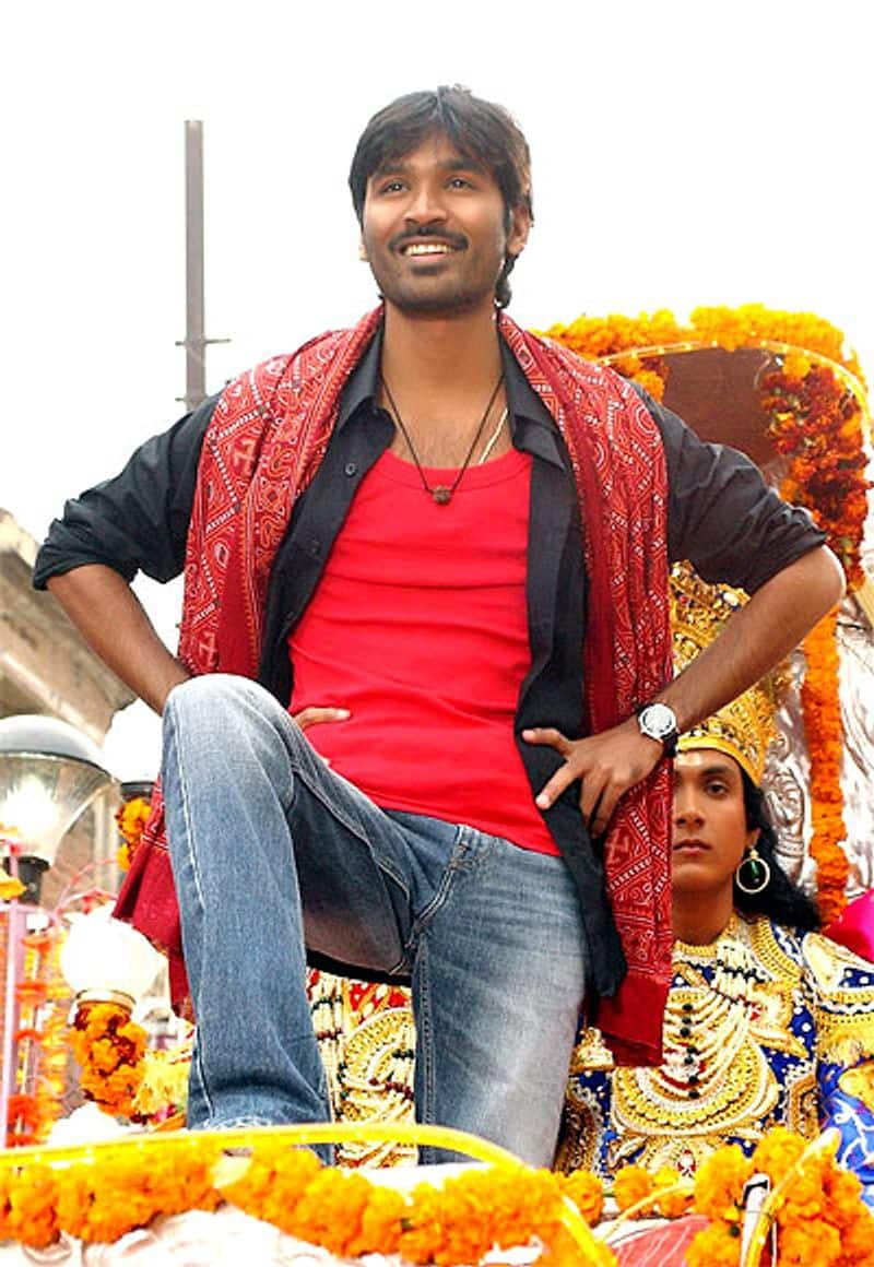 Ranjhanaa: After finding firm footing in southern cinema, Dhanush made his Bollywood debut by playing the lead role in Anand Rai's Ranjhanaa. The film twirled around a Varanasi-based Hindu, who falls in love with a Muslim girl. The music composed by Academy award winner AR Rahman, Ranjhanaa proved to be a big winner at the box office.