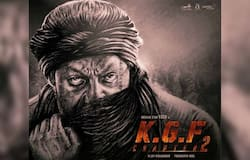 Kgf 2 poster launch on sanjay dutt 60th birthday