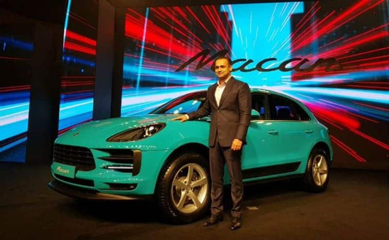 Porsche macan facelift luxury car launched in India