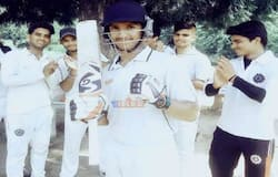 noida's Dhruv selected under-19 team captain, was found in the team four months ago