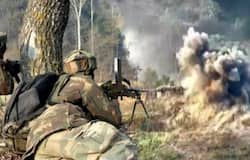 Consecutively third day Pakistan violate ceasefire in kashmir border
