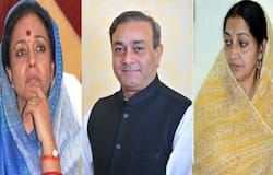 Sanjay Singh will start the new political journey in BJP between two wives