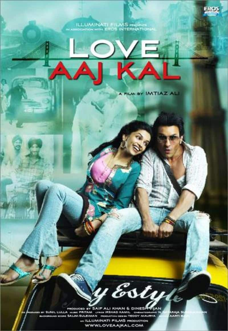 Love Aaj Kal was probably the first to showcase a character like Meera — a freely independent woman, her lifestyle choices, friend circles and decisions. Her relationship with Jai was completely outright and cool.