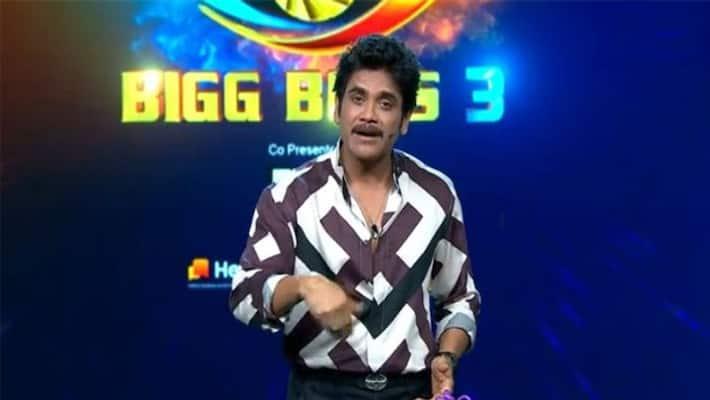 King nagarjuna is back to Bigg Boss 3