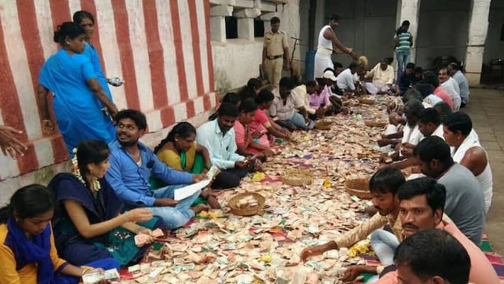 TTD experiment success : students roped in for parakamani service