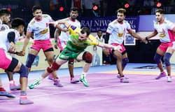 Patna Pirates vs Jaipur Pink Panthers