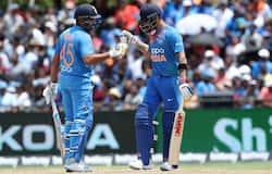 Rohit and Kohli