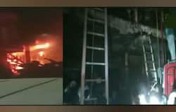 5 died due to fire in delhi building