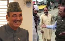 जम्मू कश्मीर में लोगों के साथ खाना खाते एनएसए अजीत डोभाल के वीडियो पर कांग्रेस ने निशाना साधा है