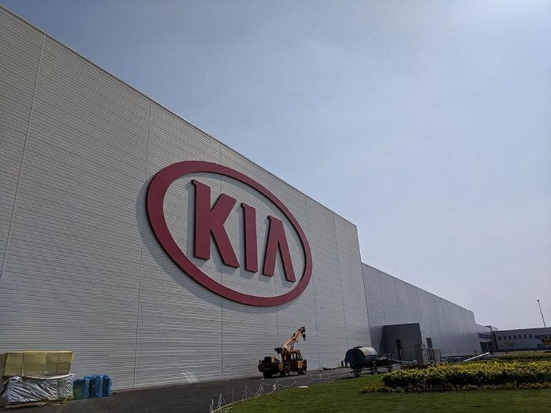 Anantapura Kia motors is most advance and modern car manufacturing plant in India