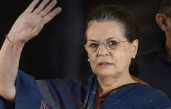 sonia gandhi is the president of congress