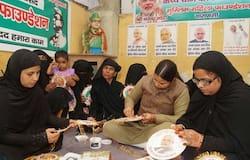 Maulana was upset when a hand made rakhi sent to Muslim women PM Modi