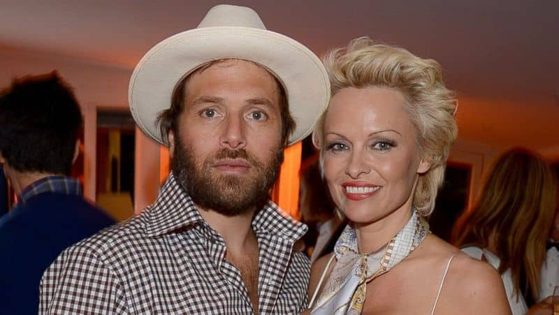 Pamela Anderson and Rick Salomon: 60 Days