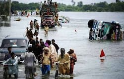 Instead of relief work, Imran is opposing India, 160 have died due to the destruction of rain in Pakistan