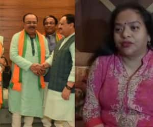 Ratna Chatterjee speaks about Sovan Chatterjee's joining in BJP