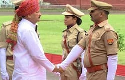 Why does DGP sir salute this constable for the last ten years
