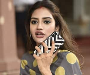 Nusrat Jahan asks to spread harmony on Independence day