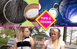 Tips and Tricks August 15