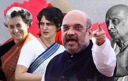 Congress Indira-Patel meme banner