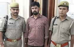 criminal surrendered at front of police in muzaffarnagar uttar pradesh