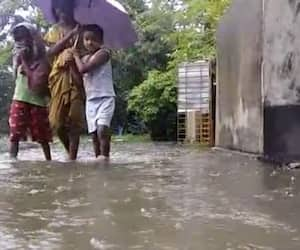 People are afraid as rivers are getting filled